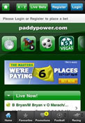 PaddyPower Horse Racing